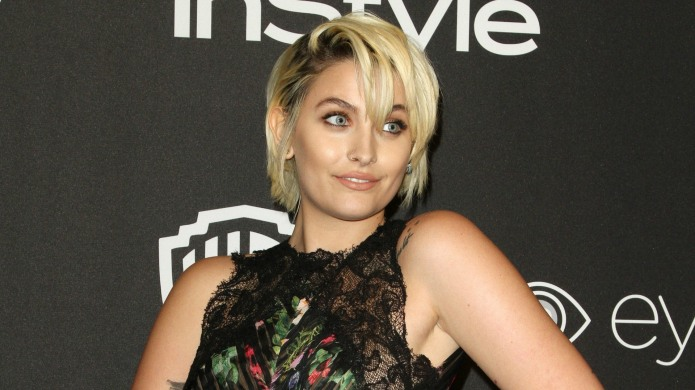 Paris Jackson's coming out of her