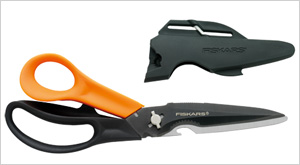Fiskars Cuts + More Scissors