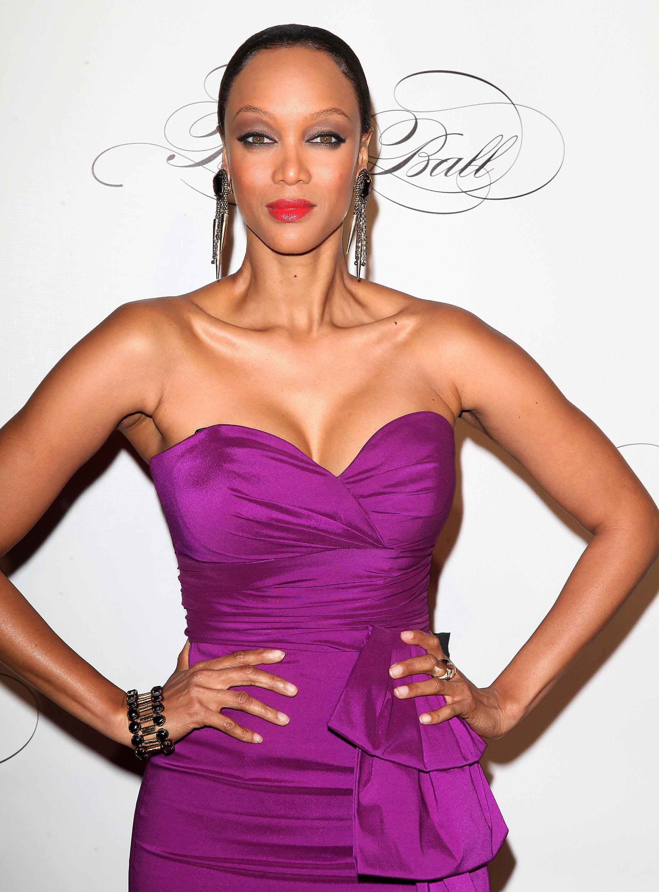 Tyra Banks New Love