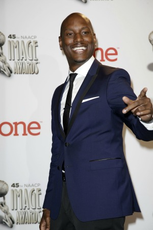 Tyrese Gibson reveals what it's like being back on the set of Fast & Furious 7