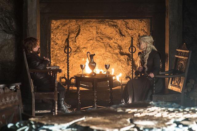 Tyrion & Dany GoT S7E6