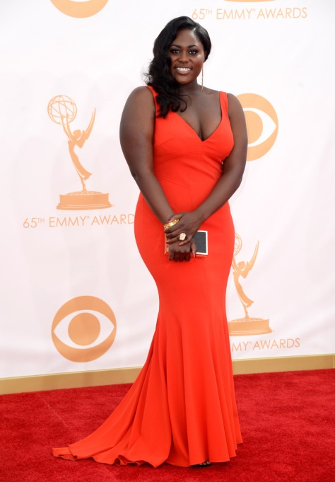 Non-Sample-Size Celebrities: Danielle Brooks | Celeb Fashion 2017