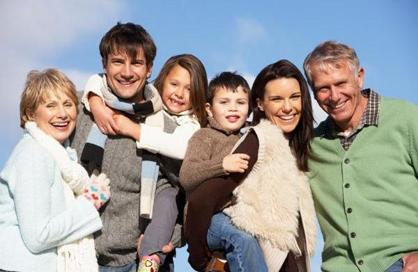 Grandparents: What parents really want from
