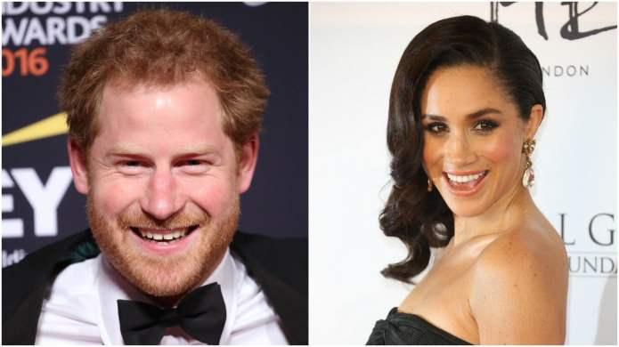 Prince Harry & Meghan Markle Are
