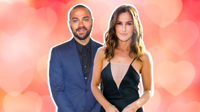 Jesse Williams & Minka Kelly Are