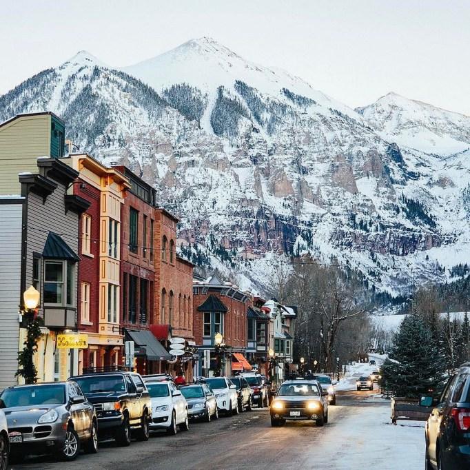 Picture-Perfect Winter Destinations: Telluride, Colorado