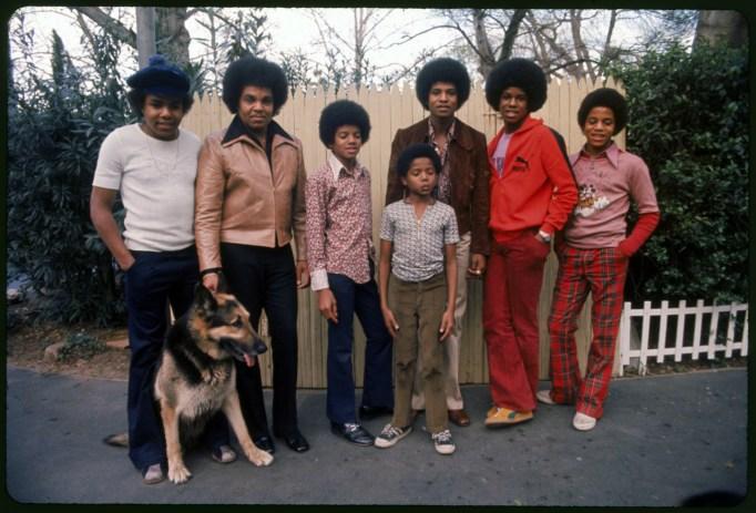 Joe Jackson's kids