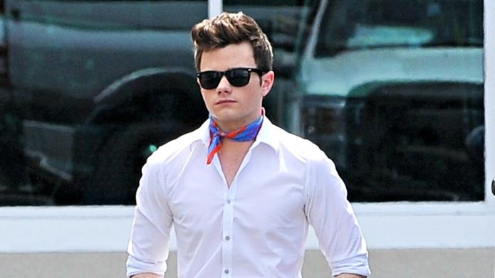 Calm down, Gleeks: Chris Colfer's Twitter