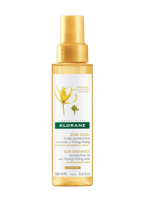Klorane Sun Protection Protective Oil with Ylang-Ylang Wax