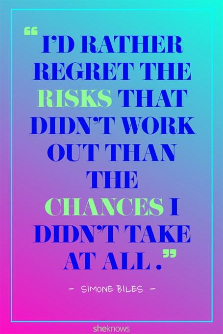 Inspiring Quotes From Female Athletes: Simone Biles