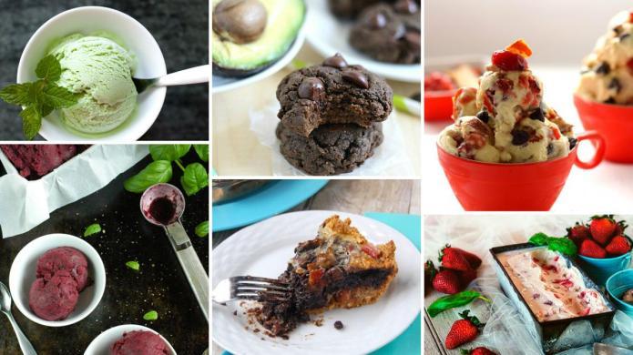 Bringing savory into desserts