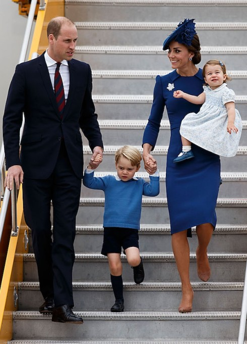 Your Guide to Royal-Baby Living: The Clothes
