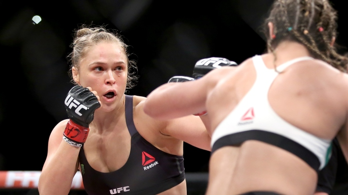 15 Ronda Rousey quotes that pack