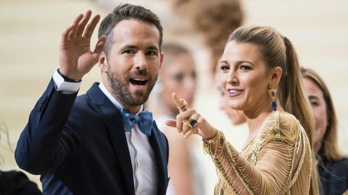 Blake Lively & Ryan Reynolds Are