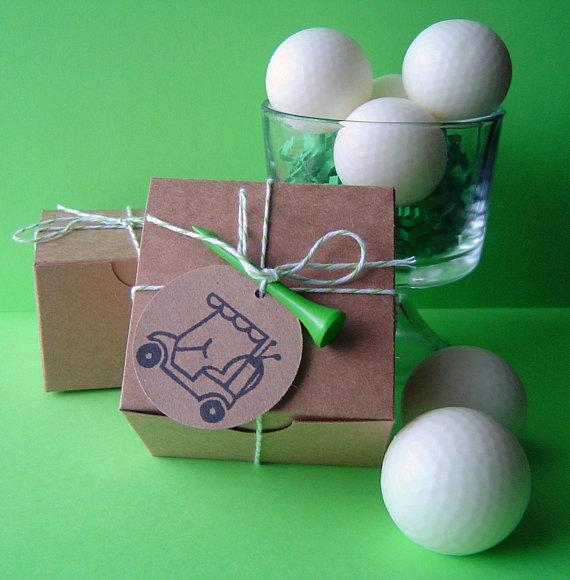 Golf Ball Soap