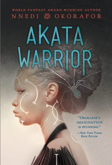 Young Adult Books to Get Excited About this Fall | 'Akata Warrior' by Nnedi Okorafor