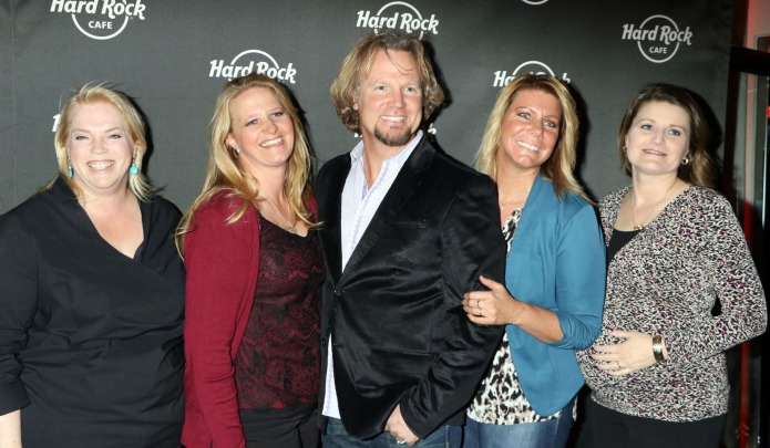 The Sister Wives' fight to legalize