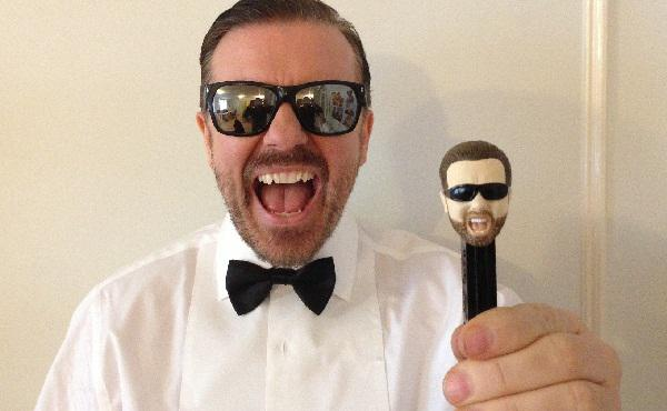 Ricky Gervais teaches us how to