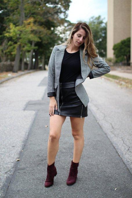 Modern Ways to Wear Blazers: Jess Overdressed | Fall Fashion 2017