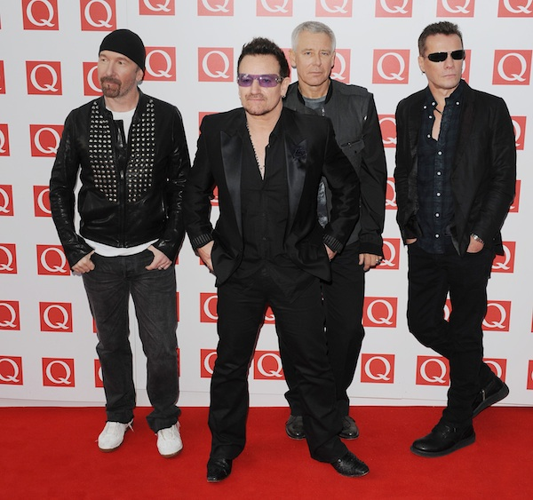 U2 and Taylor Swift have highest grossing tours in 2011.