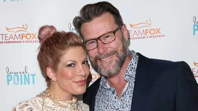 Tori Spelling's Husband Dean McDermott Came