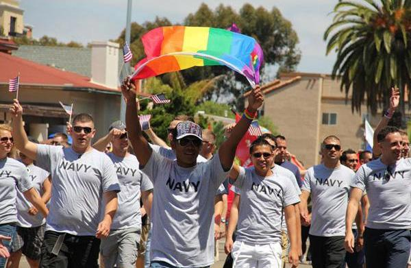 Walk for Pride, San Diego