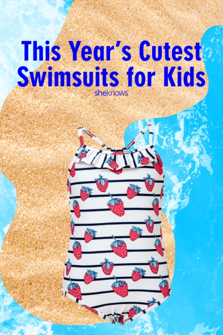 The Best Kids Swimsuits of 2018