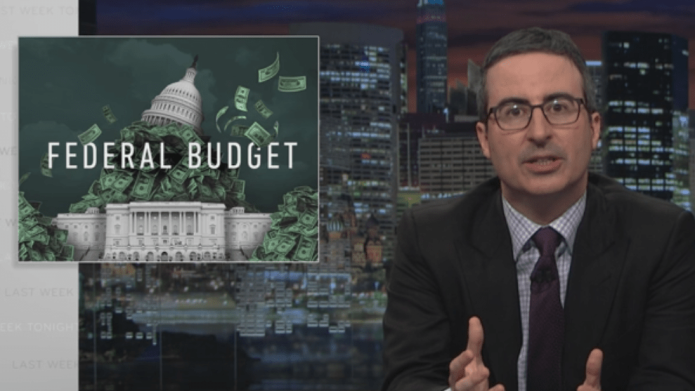 John Oliver Exposes the Malice Behind