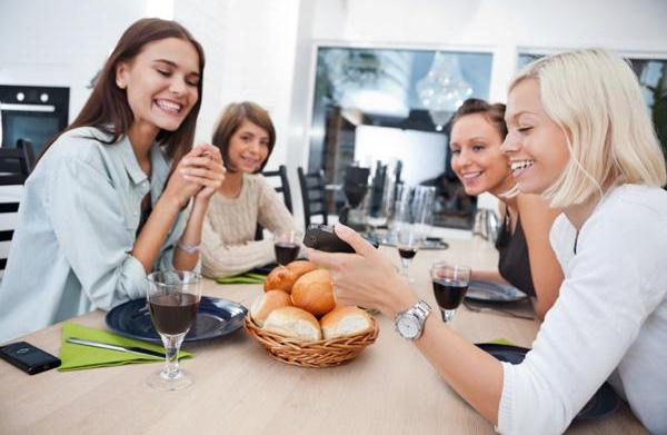 Planning a party with your phone