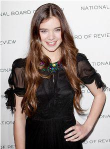 Hailee Steinfeld to bare all in