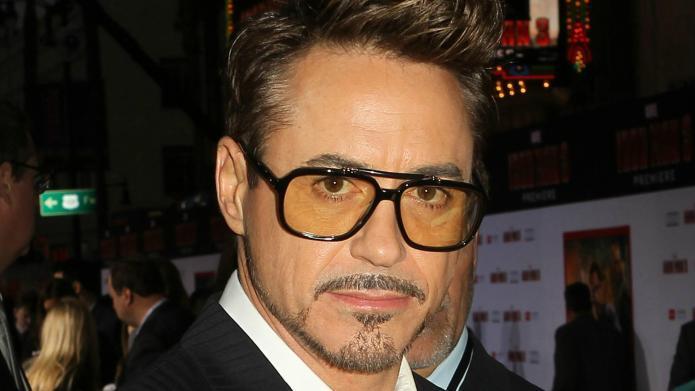 Robert Downey, Jr. is Forbes' top