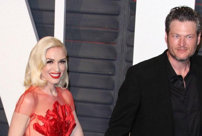 Blake Shelton & Gwen Stefani's duet