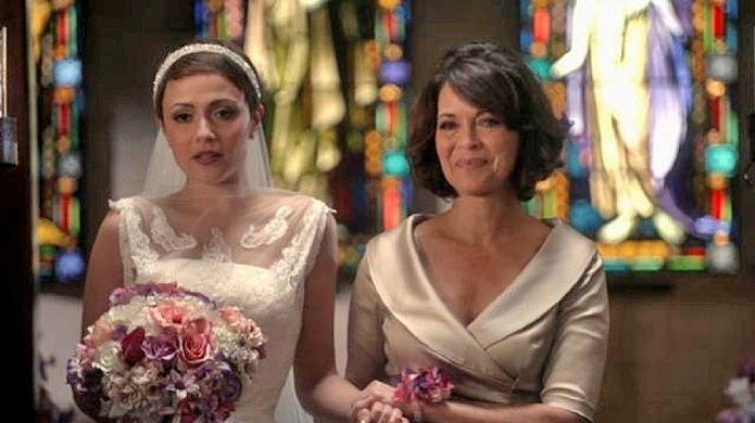 Chasing Life: April and Leo's vows