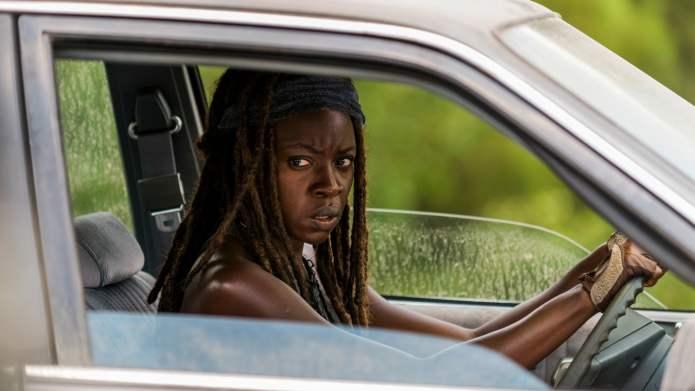 The Walking Dead Season 7B Just