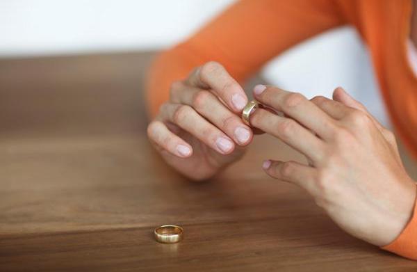 The $500 divorce