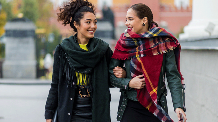 22 Blanket Scarves to Give You