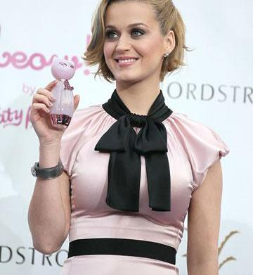 Our favourite celebrity perfumes