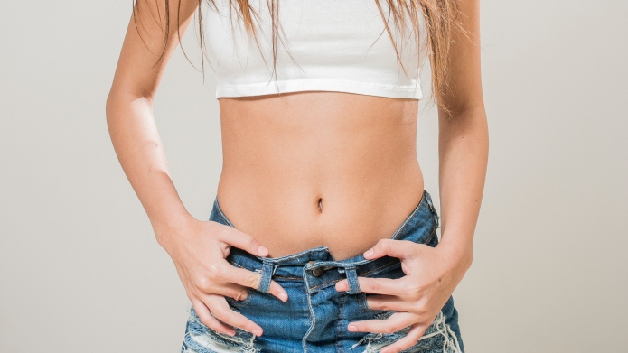 Belly button challenge claims to tell