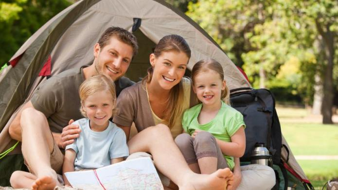 Best campgrounds in Maine