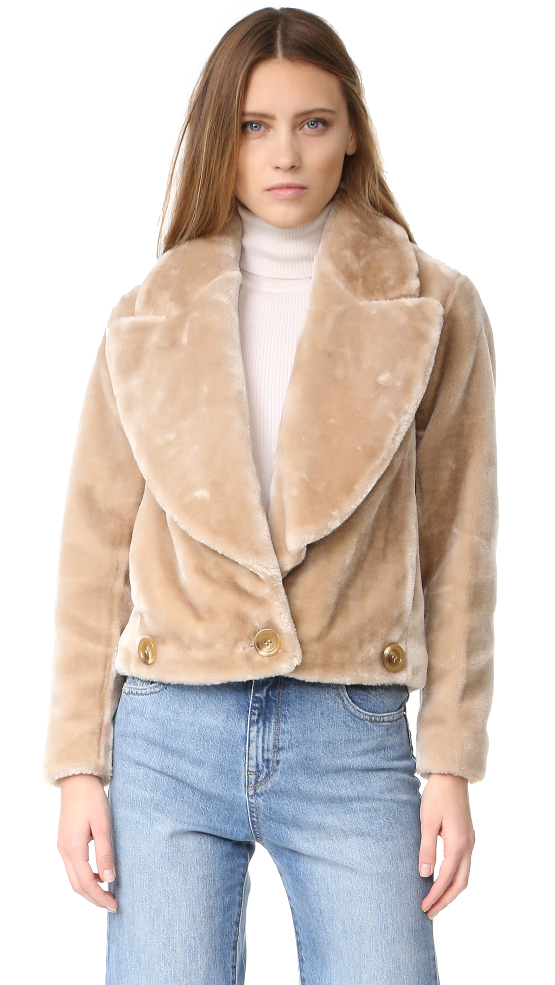 1e4245b7a4e 19 faux fur coats as cool as they are cozy – SheKnows