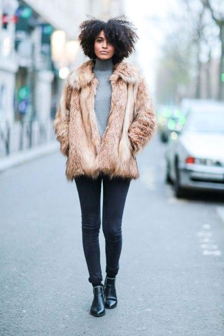 Ways To Wear A Turtleneck | Classic Furs