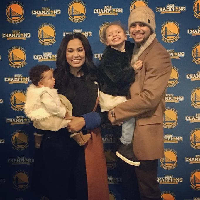 Ayesha Curry makes sure to take care of her family by keeping everything organic and healthy in her house.