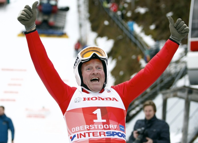 Eddie the Eagle: 18 things you