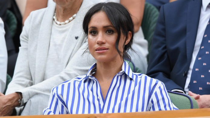 Meghan, Duchess of Sussex attends day