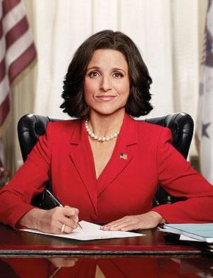 Funny and fun Veep premieres on