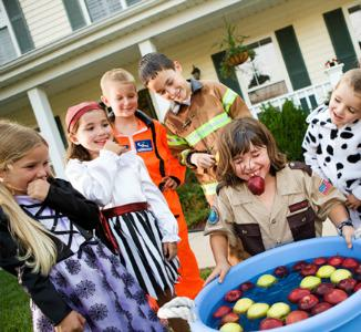 6 Alternatives to trick or treating