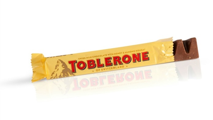 Toblerone shrinkage is what happens when