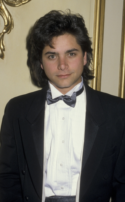 The best of John Stamos' hair: John Stamos in 1986