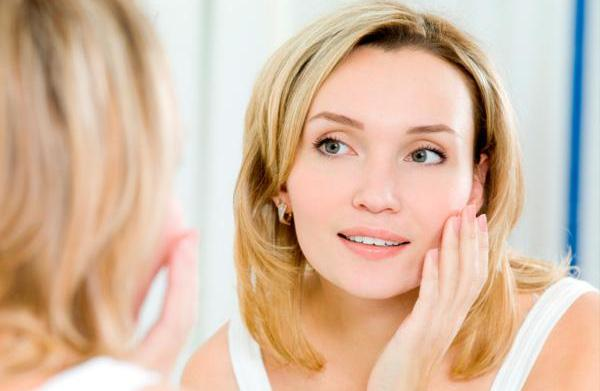 Minimize the look of pores