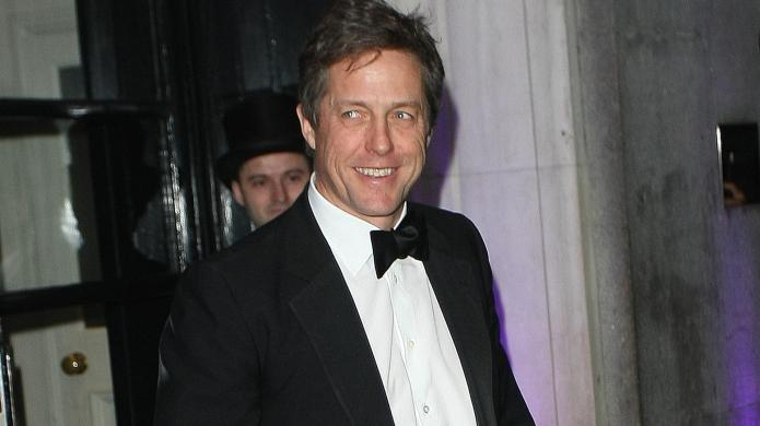 Hugh Grant opens up about love